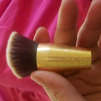 Photo of tarte Double Duty Beauty Foundation Brush & Spatula uploaded by LaChandra J.