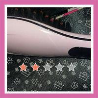 Hair Straightener Comb Ceramic Straightening Brush (Pink) uploaded by Natasha H.