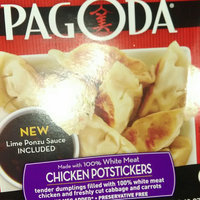 Pagoda™ Chicken Potstickers 9.49 oz. Box uploaded by rayzhane a.