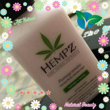 Hempz Hydrosilk Herbal Moisturizer uploaded by Kerin G.