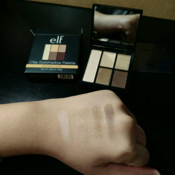Photo of e.l.f. Cosmetics Clay Eyeshadow Palettes uploaded by kelly c.