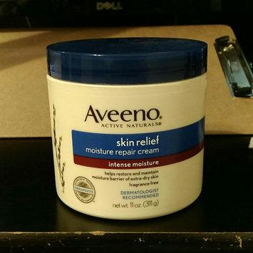Photo of Aveeno® Skin Relief Moisture Repair Cream uploaded by kelly c.
