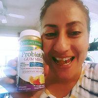 Nature's Bounty® Probiotc Fruit Gummies uploaded by Elena F.