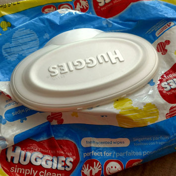 Huggies® Simply Clean Baby Wipes uploaded by Monique R.