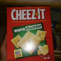 Cheez-It® White Cheddar Baked Snack Crackers uploaded by Desirae M.