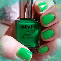 NYX Girls Nail Polish uploaded by Sabrina Gabriela G.