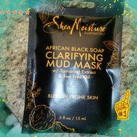SheaMoisture African Black Soap Clarifying Mud Mask uploaded by Casanail J.