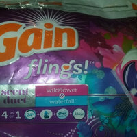 Gain Flings! Scent Duets Laundry Detergent Pacs Wildflower/Waterfall uploaded by Frankie L.