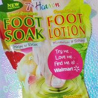 7th Heaven Juiced Grapefruit Foot Soak & Pressed Mint Foot Lotion uploaded by Kayla U.