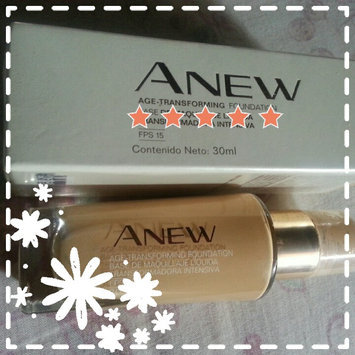 Photo of Anew Age-transforming Foundation SPF 15 uploaded by Arianna C.