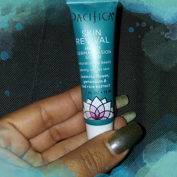 Photo of Pacifica Skin Revival Micro Dermabrasion Scrub uploaded by Yesenia R.