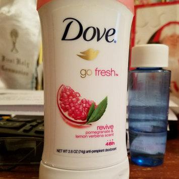 Photo of Dove Advanced Care Go Fresh Rebalance Antiperspirant uploaded by mirella s.