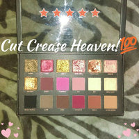 Huda Beauty Textured Eyeshadows Palette Rose Gold Edition uploaded by Brookelynne T.