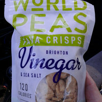 World Peas 5.3 oz. Vinegar And Sea Salt Fava Crisps - Case Of 6 uploaded by Carrie S.