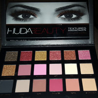 Huda Beauty Textured Eyeshadows Palette Rose Gold Edition uploaded by Steph M.