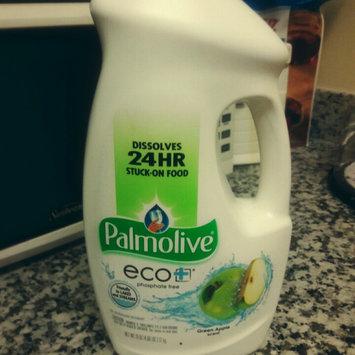 Palmolive®eco®gel Dishwasher Detergent Lemon Splash uploaded by Rachel M.