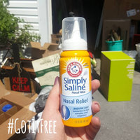 ARM & HAMMER™ Simply Saline™ Nasal Relief Nasal Mist uploaded by Alyssa H.
