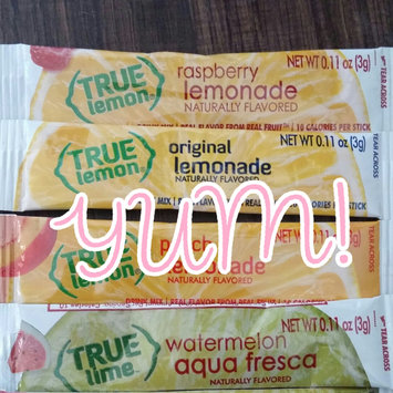 Photo of True Lemon Raspberry Lemonade Drink Mix uploaded by Melissa B.
