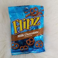 Flipz Chocolate Covered Pretzels uploaded by Zari C.