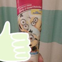 Colgate® Minions™ MILD BUBBLE FRUIT® Toothpaste uploaded by Arlette P.