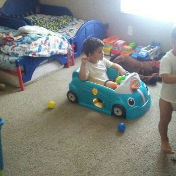 Photo of LAUGH & LEARN Fisher-Price Laugh & Learn Crawl Around Car, Pink uploaded by BRANDY R.