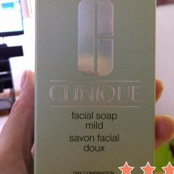 Photo of Clinique Facial Soap Type 2 - Dry Combination Skin uploaded by Maria Elena S.