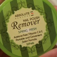 Nicka K New York Absolute Nail Polish Remover uploaded by Umme S.