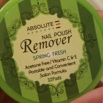 Photo of Nicka K New York Absolute Nail Polish Remover uploaded by Umme S.