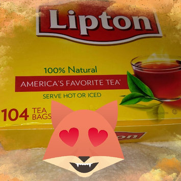 Photo of Lipton Iced Tea Bags uploaded by Holly N.