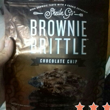 Photo of Sheila G's Brownie Brittle Chocolate Chip uploaded by 33395 Lear María Elena S.