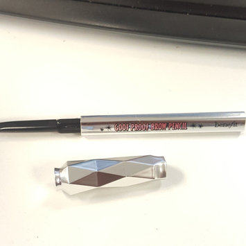 Benefit Cosmetics Goof Proof Brow Pencil Easy Shape & Fill 03 Medium 0.005 oz/ 0.17 g uploaded by Marcia G.