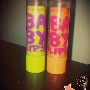 Maybelline Baby Lips® Moisturizing Lip Balm uploaded by Magdalena R.