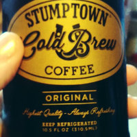 Stumptown Coffee Roasters, Inc. Stumptown cold brew coffee original 32-fl. oz. uploaded by Melody R.