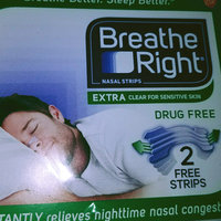 Breathe Right® Extra Clear Nasal Strips uploaded by keren a.