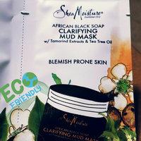 SheaMoisture African Black Soap Clarifying Mud Mask uploaded by Ashton E.