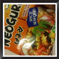 NONGSHIM Neoguri Noodle Soup Spicy Seafood Flavor 4packs uploaded by Gabriela O.