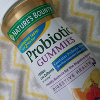 Nature's Bounty® Probiotc Fruit Gummies uploaded by Becky S.