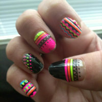 KISS Polish Pop Accent Stickers for Nails uploaded by Kristina G.