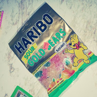 HARIBO Sour Gold Bears Gummi Candy uploaded by keren a.