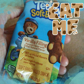Nabisco Teddy Soft Bakes Vanilla Filling Single 1.06 oz uploaded by Prudence B.