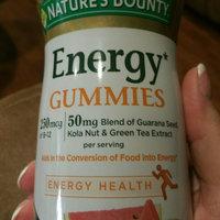 Nature's Bounty® Energy Gummies uploaded by Jennifer B.