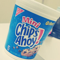 Nabisco Mini Chips Ahoy! Chocolate Chip Cookies uploaded by keren a.