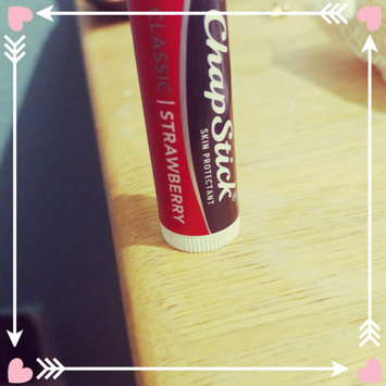 Photo of ChapStick® Lip Balm Skin Protectant - Classic Strawberry uploaded by Adri K.