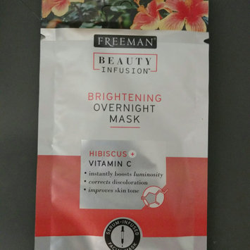 Freeman Beauty Infusion Brightening Overnight Mask with Hibiscus + Vitamin C uploaded by Cheryl B.