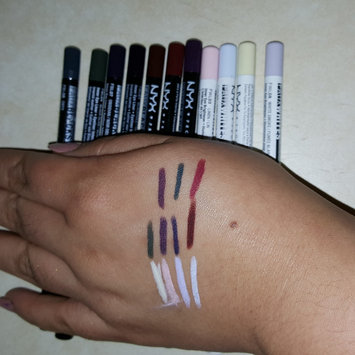 Photo uploaded to MAKE UP FOR EVER Aqua XL Ink EyeLiner by Veronica A.