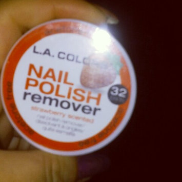L.A. Colors Nail Polish Remover Pads  uploaded by Rhiannon V.