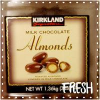 Kirkland Milk Chocolate Almonds uploaded by Luis A.