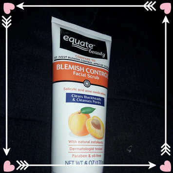 Photo of Equate Beauty Blemish Control Apricot Scrub, 6 oz uploaded by Andrea M.