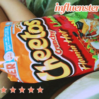 Cheetos® Crunchy Flamin' Hot® Limon Cheese Flavored Snacks uploaded by irene n.