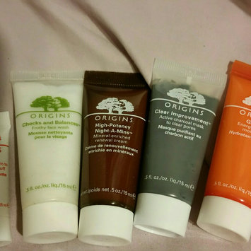 Origins GinZing Refreshing Face Mask Pods to Go uploaded by Robyn M.